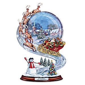 Richard Macneil Christmas Sleigh Ride Musical Sculpture
