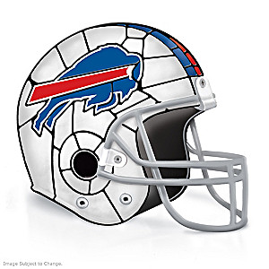 Buffalo Bills Football Helmet Accent Lamp