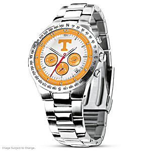 Tennessee Vols Commemorative Chronograph Watch