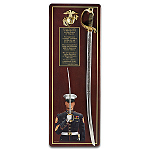 "USMC ""Sword Of Honor"" Tribute"