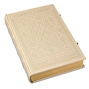 "William Morris ""The Kelmscott Chaucer"" First-Edition Replica"