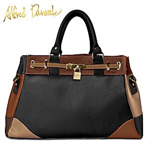 "Alfred Durante ""The Manhattan"" Gallery Handbag"
