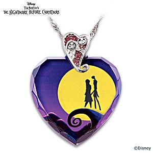 Tim Burton's The Nightmare Before Christmas Pendant Necklace