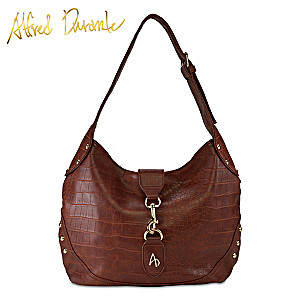 "Alfred Durante ""Madison Avenue"" Hobo Handbag"