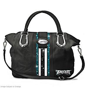 "Philadelphia Eagles ""Philly City Chic"" Handbag"