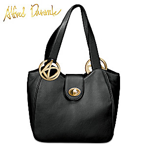 "Alfred Durante ""The New Yorker"" Designer Original Handbag"