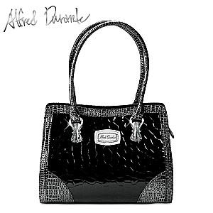 "Alfred Durante ""Madrid"" Signature Handbag"