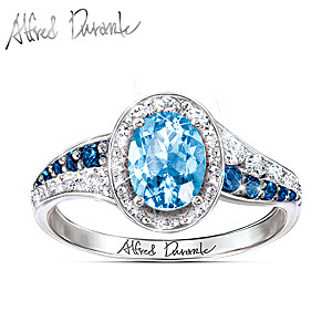 "Alfred Durante ""Rapture"" Topaz Ring"