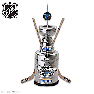 Blues® 2019 Stanley Cup® Champions Ornament