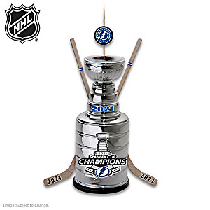 Lightning® 2021 Stanley Cup® Champions Ornament