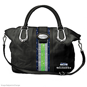 "Seattle Seahawks ""Seattle City Chic"" Handbag"