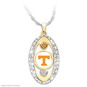 """For The Love Of The Game"" Tennessee Volunteers Pendant"
