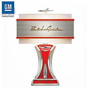"""1950s Chevrolet Bel Air """"The Hot One"""" Tribute Lamp"""