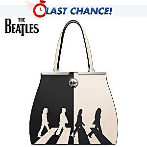 The Beatles Abbey Road Fashion Handbag
