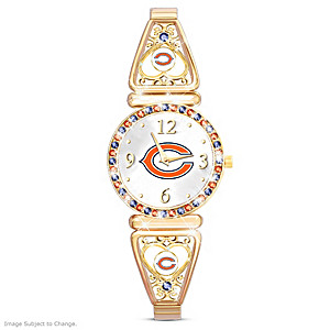 """My Bears"" Ultimate Fan Women's Wristwatch"