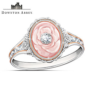 Downton Abbey-Inspired Lady Rose Ring