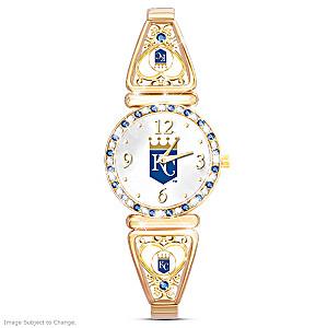 """""""My Royals"""" Ultimate Fan Women's Wristwatch"""