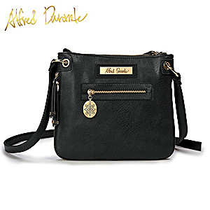 "Alfred Durante ""Around Town"" Signature Designer Handbag"