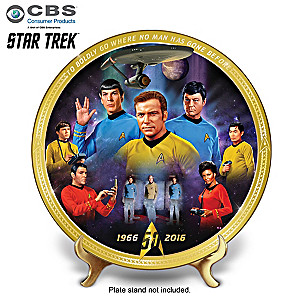 STAR TREK 50th Anniversary Premiere Collectible