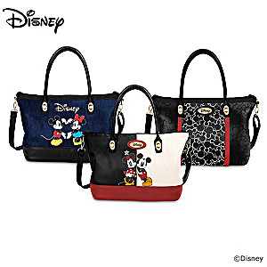 Disney Magical Trio 3 In 1 Interchangeable Handbag
