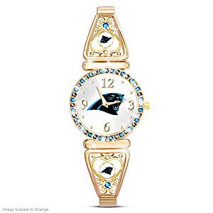 """""""My Panthers"""" Ultimate Fan Women's Wristwatch"""