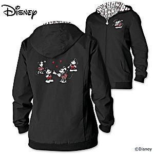 Disney Love Story Water-Resistant Lightweight Women's Jacket