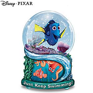 Disney•Pixar FINDING DORY Glitter Globe With Movie Art