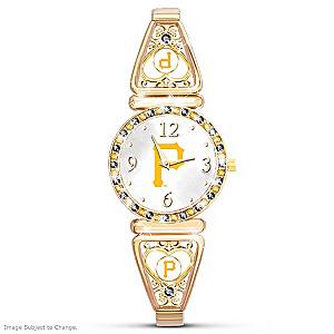 """""""My Pirates"""" Ultimate Fan Women's Wristwatch"""