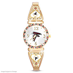"""My Falcons"" Ultimate Fan Women's Wristwatch"