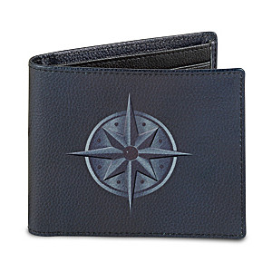RFID Blocking Leather Wallet For Grandson