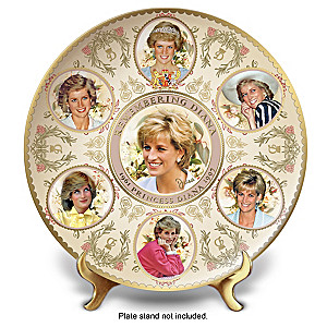 Princess Diana 55th Birthday Porcelain Collector Plate