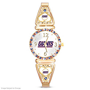 """My Giants"" Ultimate Fan Women's Wristwatch"