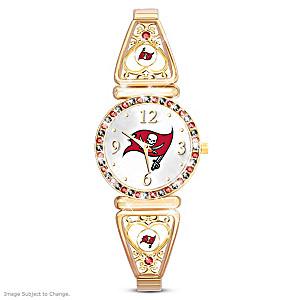 """""""My Buccaneers"""" Ultimate Fan Women's Wristwatch"""