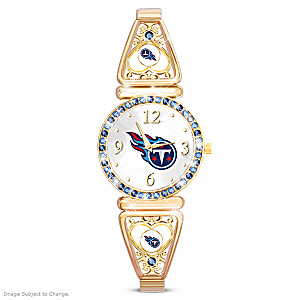 """My Titans"" Ultimate Fan Women's Wristwatch"