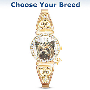 """Forever Faithful"" Women's Watch: Choose Your Breed"