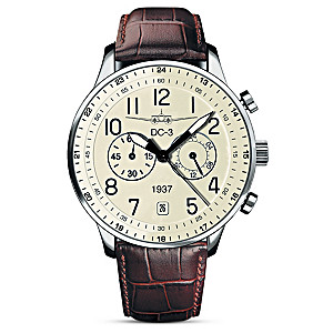 The DC-3 Classic Chronograph Men's Watch