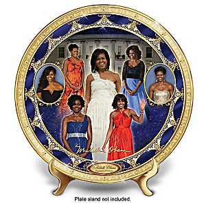 """Michelle Obama: First Lady Of Fashion"" Masterpiece Edition"