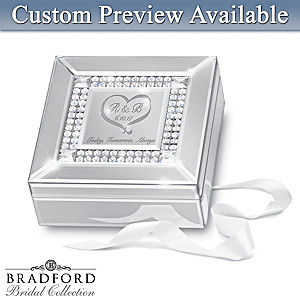 Romantic Personalized Music Box: Choose Your Design