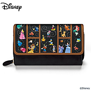 """Carry The Magic"" Disney Women's Wallet"
