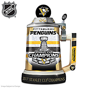 Penguins® 2017 Stanley Cup® Championship Stein
