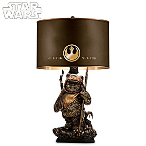 STAR WARS Ewok Masterpiece Table Lamp