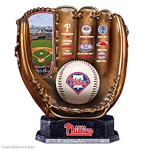 Philadelphia Phillies Tribute Cold-Cast Bronze Glove