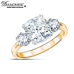Royal Union Diamonesk Ring