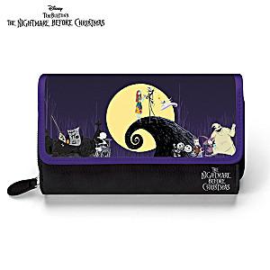 "Disney Tim Burton's ""The Nightmare Before Christmas"" Wallet"