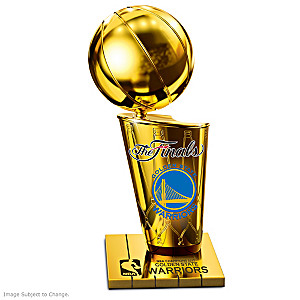 Golden State Warriors 2017 NBA Finals Champions Trophy