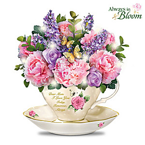 Blooms Of Love Table Centerpiece