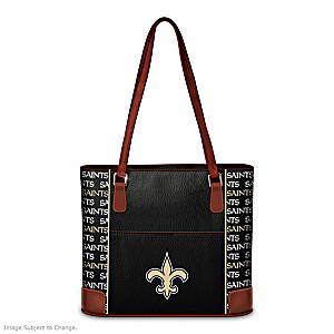 New Orleans Saints Tote Bag