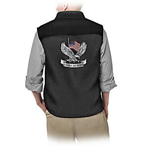 Soaring Spirit Men's Fleece Vest