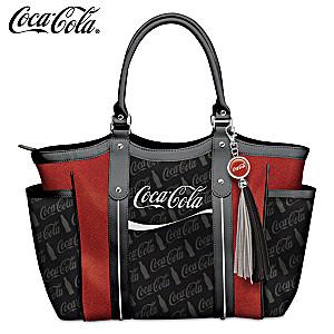 Refreshing Style COCA-COLA Tote Bag