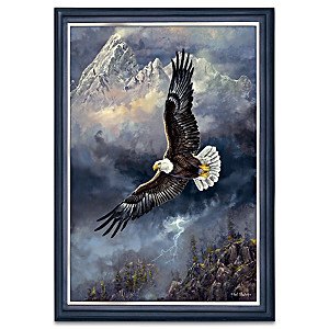"Ted Blaylock ""Force Of Nature"" Illuminated Canvas Print"